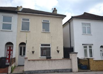Thumbnail 3 bed terraced house for sale in Farnley Road, London