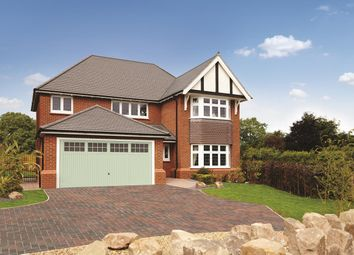 Thumbnail 4 bedroom detached house for sale in Ricksby Grange, Off Ribby Road, Wrea Green, Lancashire