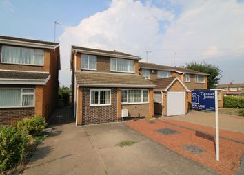 Thumbnail 3 bed detached house for sale in Spindle View, Calverton, Nottingham