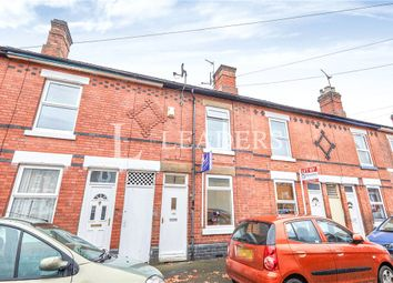 Thumbnail 2 bed terraced house for sale in Watson Street, Derby, Derbyshire