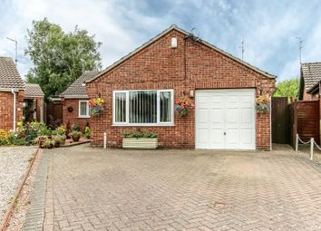 Thumbnail 3 bed detached bungalow for sale in Mayfield Close, Pinchbeck, Spalding, Lincolnshire