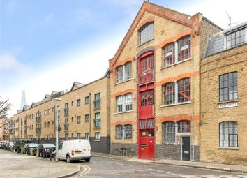 Thumbnail 3 bedroom flat for sale in Jacob Street, London