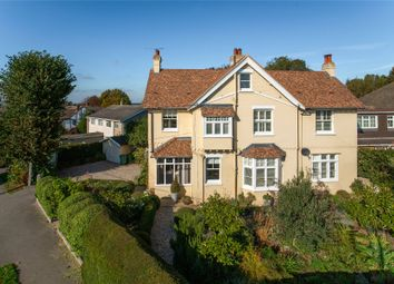 Thumbnail 5 bed detached house for sale in Western Road, Billericay, Essex