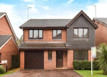 Thumbnail 5 bed detached house for sale in Carnation Close, Crowthorne, Berkshire