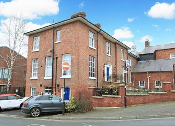 Thumbnail 2 bed flat to rent in Apartment 1, Priory Road, Shrewsbury