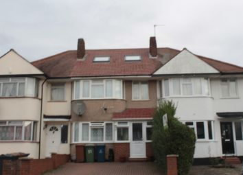 Thumbnail 4 bed terraced house for sale in Lucas Avenue, Harrow