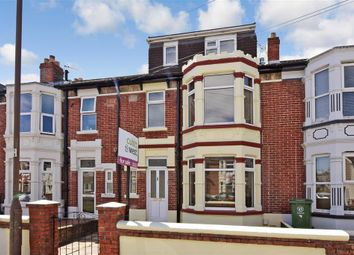 Thumbnail 4 bed terraced house for sale in Langstone Road, Portsmouth, Hampshire