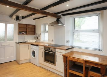 Thumbnail 1 bed semi-detached house to rent in Kings Street, Gunnislake, Cornwall