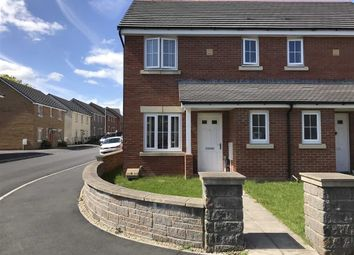 Thumbnail 3 bed semi-detached house for sale in Beauchamp Walk, Swansea