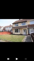 Thumbnail 3 bed flat to rent in Roseneath Avenue, Roseworth, Stockton