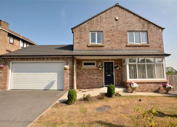 Thumbnail 4 bedroom detached house for sale in Mount Pleasant Road, Pudsey, West Yorkshire