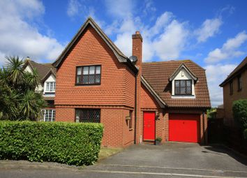 Thumbnail 4 bed detached house for sale in Meadow Close, Bexleyheath