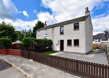 Thumbnail 3 bed semi-detached house for sale in School Place, Dulnain Bridge, Grantown-On-Spey