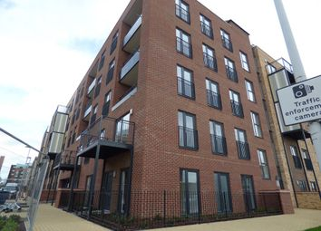 Thumbnail 1 bed flat to rent in Image Court, Maxwell Road, Romford, Essex