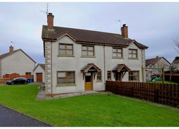 Thumbnail 3 bed semi-detached house for sale in The Gables, Newtownards