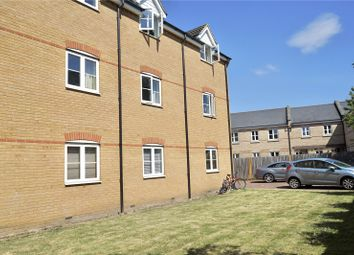 Thumbnail 2 bed flat for sale in Knights Court, St. Neots, Cambridgeshire