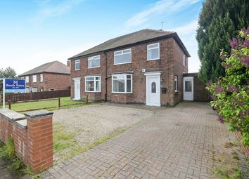 Thumbnail 3 bedroom semi-detached house to rent in Jute Road, Acomb, York