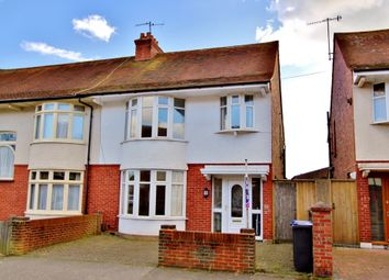 Thumbnail 3 bed terraced house to rent in King Edward Avenue, Worthing