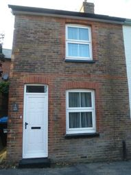 Thumbnail 2 bed end terrace house to rent in Church Lane, Bletchingley, Redhill