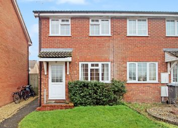 Thumbnail 2 bed end terrace house for sale in Woodman Mead, Warminster