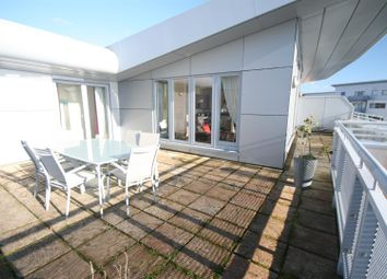 Thumbnail 2 bed flat for sale in Tern House, Norton Way, Poole