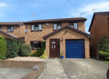 Thumbnail 4 bed detached house for sale in The Orchards, Kings Mills, Wrexham