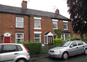 Thumbnail 2 bed cottage to rent in Wistaston Road, Willaston