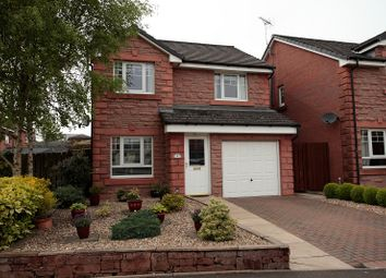 Thumbnail 3 bed detached house for sale in The Laurels, Dumfries, Dumfries And Galloway.
