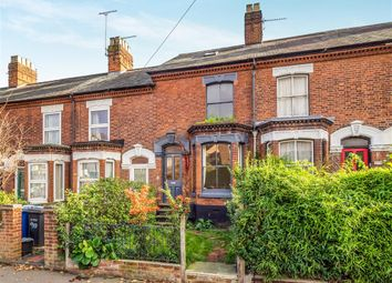 Thumbnail 2 bed terraced house for sale in The Elms, Unthank Road, Norwich