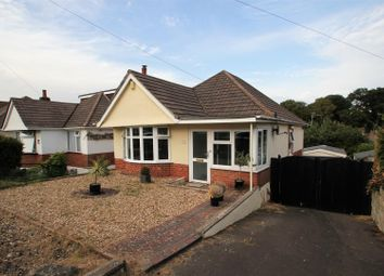 Thumbnail 3 bed detached bungalow for sale in Dowlands Road, Bournemouth