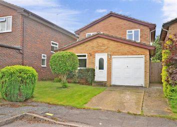Thumbnail 3 bed detached house for sale in Derwent Close, Horsham, West Sussex