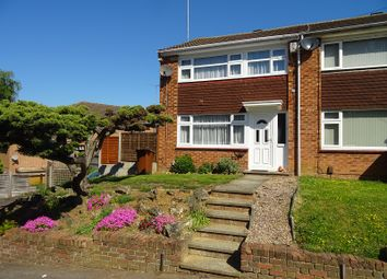 Thumbnail 3 bed end terrace house for sale in Grange Road, Gillingham, Kent.