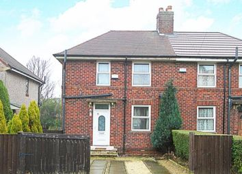 Thumbnail 2 bed semi-detached house for sale in Dagnam Road, Sheffield, South Yorkshire
