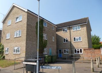 Thumbnail 2 bed flat to rent in St. Michaels Close, Thetford