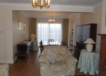 Thumbnail 1 bed semi-detached house to rent in Cissbury Ring South, London N12, North Finchley,