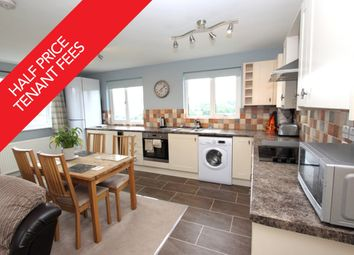 Thumbnail 2 bed maisonette to rent in Ladysmith Road, Lipson, Plymouth