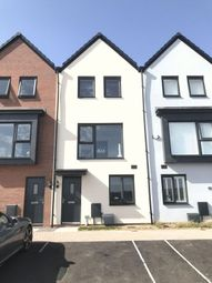 Thumbnail 4 bedroom town house for sale in Waterfront Development, Barry, Vale Of Glamorgan