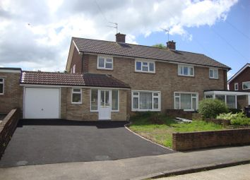 Thumbnail 4 bed semi-detached house to rent in Blackwell Avenue, Guildford