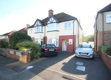 Thumbnail 3 bed semi-detached house to rent in Grantley Road, Guildford