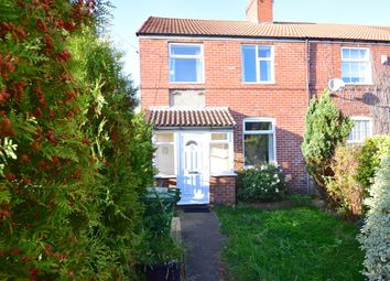 Thumbnail 3 bed end terrace house for sale in West Crescent, Wardley