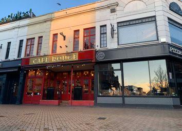 Moulsham Street, Chelmsford CM2. Restaurant/cafe to let