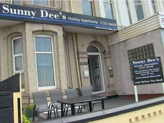 Thumbnail Property for sale in Promenade, Blackpool