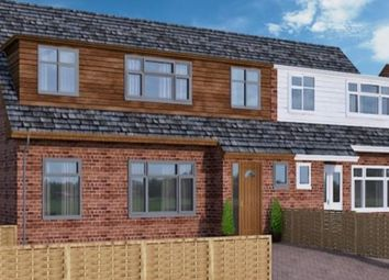 Thumbnail Semi-detached house for sale in Woodside Road, Bricket Wood, St. Albans