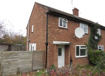 Thumbnail 3 bed semi-detached house for sale in Edinburgh Drive, Spalding