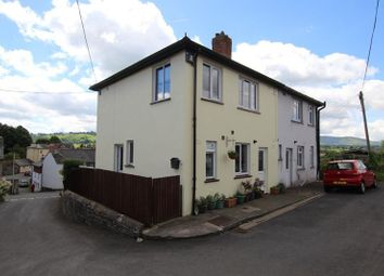 Thumbnail 3 bed semi-detached house for sale in Maendu Terrace, Brecon