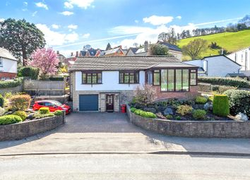 Thumbnail 3 bedroom detached bungalow for sale in Tan-Y-Bryn, Ludlow Road, Knighton