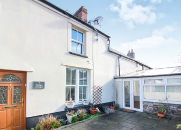 Thumbnail 2 bed terraced house for sale in Merthyr Road, Llanfoist, Abergavenny