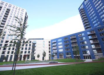 Thumbnail 1 bed flat for sale in Albion House, Orchard Place, London City Island