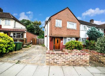 Thumbnail 3 bed end terrace house for sale in Church Manor Way, Abbey Wood, London