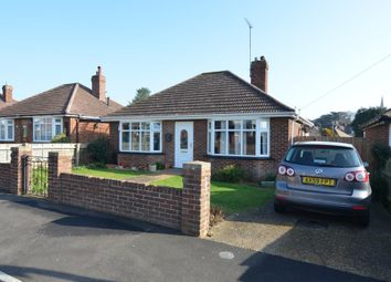 Thumbnail 2 bedroom detached bungalow for sale in Chaucer Road, Felixstowe